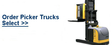 Select Atlet Order Picker Trucks