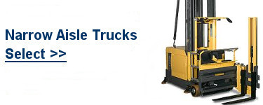 Select Atlet Narrow Aisle Trucks